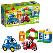 DUPLO® LEGOVille My First Police Set (10532)