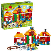 DUPLO® LEGOville Big Farm (10525)