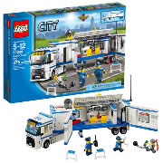 LEGO® City Police Mobile Police Unit (60044)