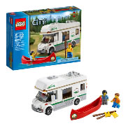 LEGO® City Great Vehicles Camper Van (60057)