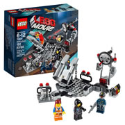 LEGO® Movie Melting Room (70801)