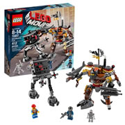 LEGO® Movie MetalBeard's Duel (70807)