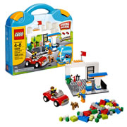 LEGO® Juniors Vehicle Suitcase (10659)