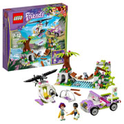 LEGO® Friends Jungle Bridge Rescue (41036)