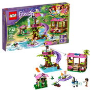 LEGO® Friends Jungle Rescue Base (41038)