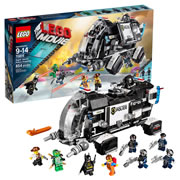 LEGO® Movie Super Secret Police Dropship (70815)