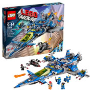 LEGO® Movie Benny's Spaceship, Spaceship, SPACESHIP! (70816)