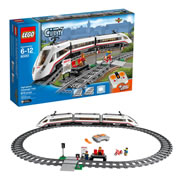 LEGO® City High-Speed Passenger Train