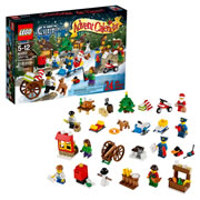 LEGO® City Advent Calendar (60063)