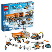 LEGO® Arctic Base Camp (60036)