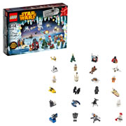 LEGO® Star Wars™ Holiday Advent Calendar (75056)