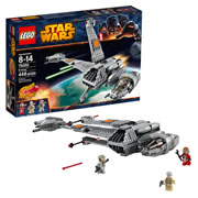 LEGO® Star Wars™ B-Wing Spaceship (75050)