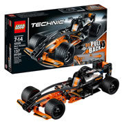 LEGO® Technic Black Champion Racer (42026)