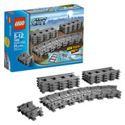 LEGO® City Train Flexible Tracks (7499)