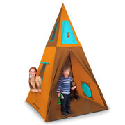 Giant Teepee Pretend Play Playhouse