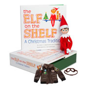 Elf on the Shelf® - Boy (Light) & Aviator Jacket