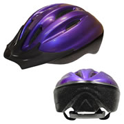 Child's Bike Safety Helmet Size Small  - Purple
