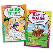 Highlights™ Laugh It Up & Say It Again Joke Books