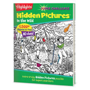 Highlights™ Super Challenge Hidden Pictures Puzzle Book - In the Wild