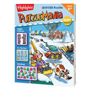 Highlights™ Puzzlemania Winter Puzzles