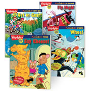 Highlights™ Puzzle Buzz Books - Set of 4