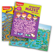 Highlights™ Puzzle Buzz Books - Set of 2