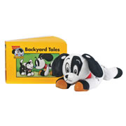 Highlights™ Backyard Tales & Spot Plush Puppy