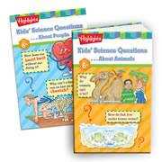 Highlights™ Science Books - Set of 2