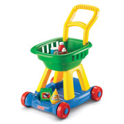 Fisher Price Fun To Imagine Shopping Cart