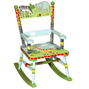 Safari Rocking Chair
