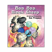 Baa Baa Black Sheep - Board Book