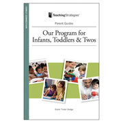 Our Program for Infants, Toddlers & Twos -  English Version (Set of 10)