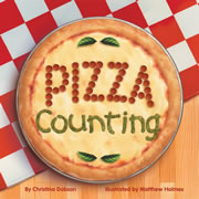 The Pizza Counting - Paperback