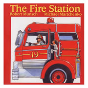 The Fire Station - Paperback