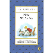 Now We Are Six - Hardback