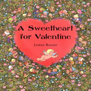A Sweetheart for Valentine - Hardback