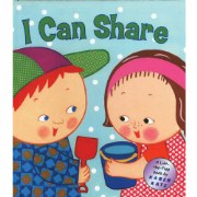 I Can Share - Board Book