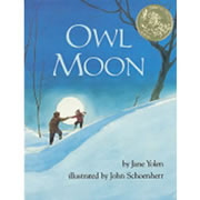 Owl Moon (Hardcover)