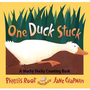 One Duck Stuck - Paperback