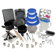 Real Life Cooking Set (25 pcs.)