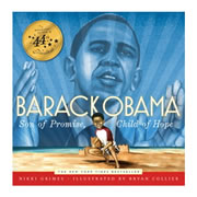 Barack Obama: Son of Promise, Child of Hope - Hardback