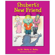 Shubert's New Friend - Paperback (English)