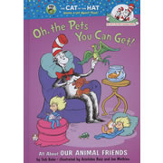 Oh the Pets You Can Get - Hardback