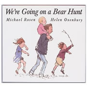 We're Going On A Bear Hunt - Hardback