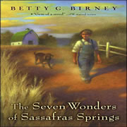 The Seven Wonders of Sassafras Springs - Paperback