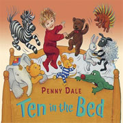 Ten in the Bed -Hardback