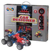 ZOOB® Mobile Car Designer Kit