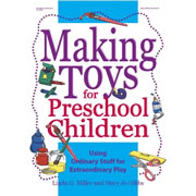 Making Toys for Preschool Children - eBook