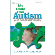 My Child Has Autism - Paperback