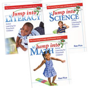 Jump Into...Series (Set of 3)